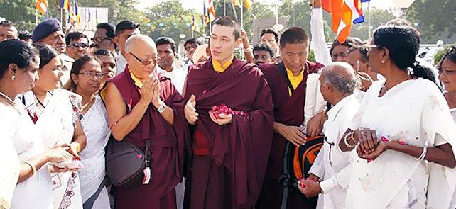 17. Karmapa Intiassa