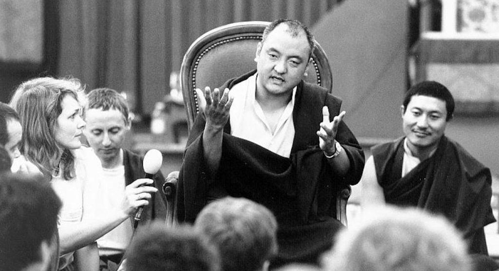 14. Shamar Rinpoche