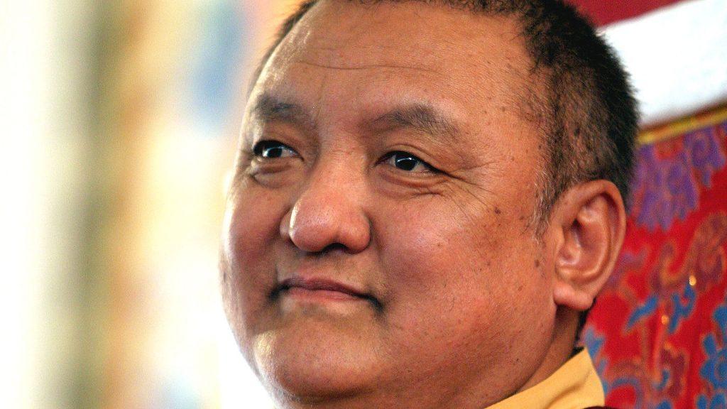 Shamar Rinpoche vuonna 2003