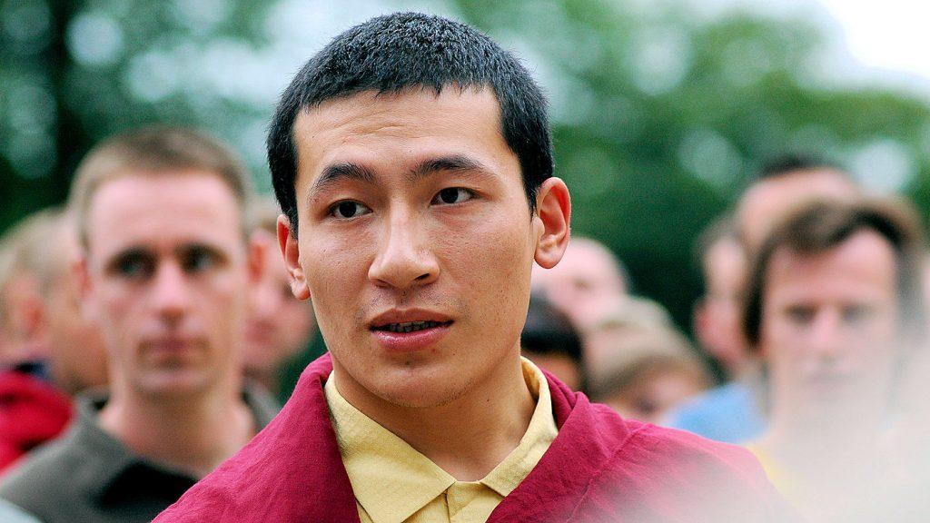 H.P. 17. Karmapa Thaye Dorje
