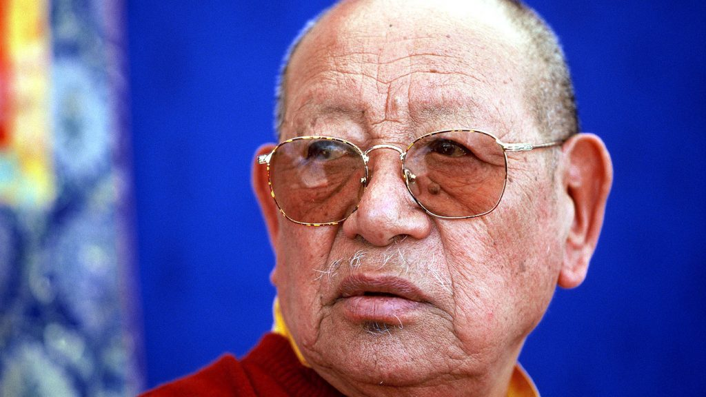 Lopön Tsechu Rinpoche