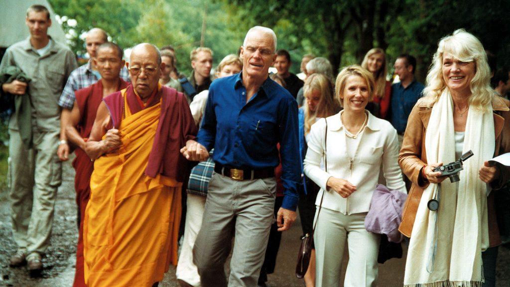 Buddhalaisuus Suomessa