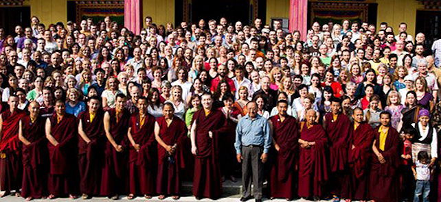 Karmapa International Buddhist Institute (KIBI) New Delhissä