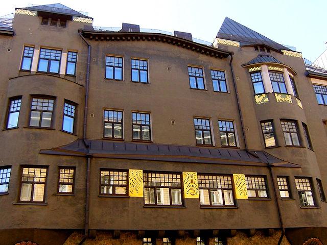 Liisankatu 16 A 8, Helsinki Diamond Way Buddhist Centre