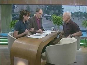 Lama Ole Nydahl Ylen aamu-tv:n haastattelussa 12.6.2007