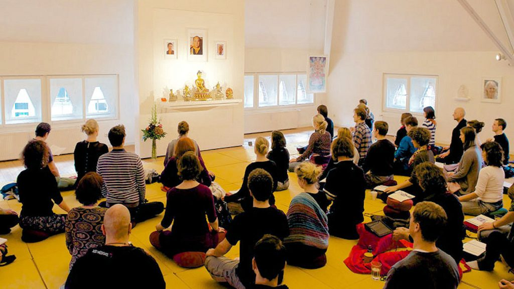 Berliinin Timanttipolku-buddhalainen keskus