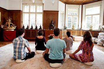 Mitä on meditaatio?