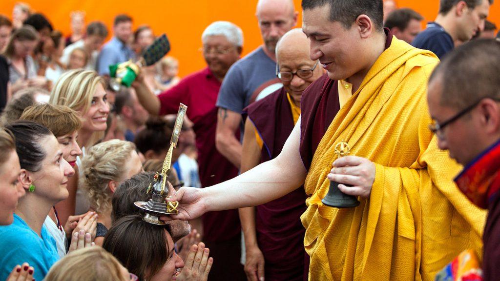 17. Karmapa Trinley Thaye Dorje