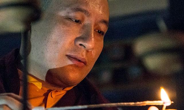Thaye Dorje, H.P. 17. Gyalwa Karmapa