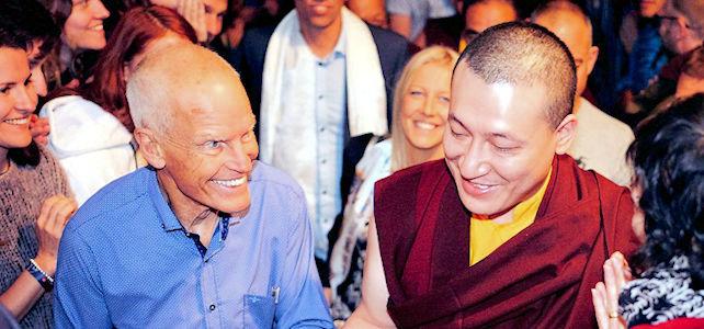 Lama Ole Nydahl ja Gyalwa Karmapa